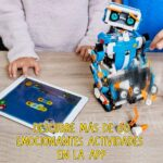 Aprender conceptos informáticos jugando con robots y tablets