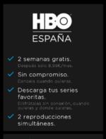 2 semanas HBO Gratis !!!