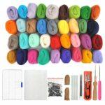 Los kits de lana de fieltro más vendidos