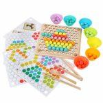 Recopilación de juegos tipo Montessori