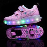 Las 10 zapatillas para niños con dos ruedas más vendidas