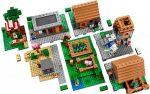 Todos los sets de Lego Minecraft (actualizado a 2021)